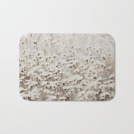 Bane of Fleas Sepia Bath Mat