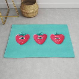 Cry Berry Rug