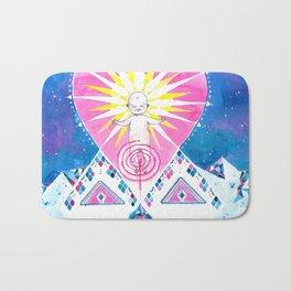 Sun of God Bath Mat
