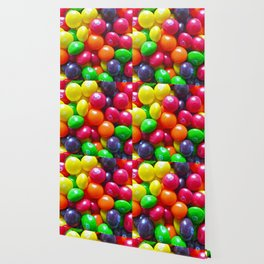 Colorful Chewy Candy Wallpaper