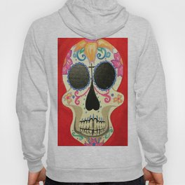 Red Skull Hoody