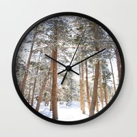 narnia Wall Clocks featuring Narnia by Alyson Cornman Photography