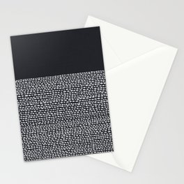 Riverside (Black) Stationery Cards
