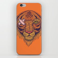 Eye of the Tiger iPhone & iPod Skin