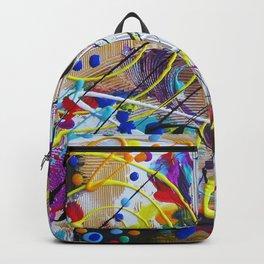 Abstract Etude Backpack