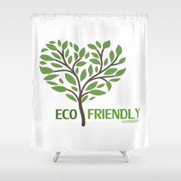 ECO Collection - model 3 Shower Curtain