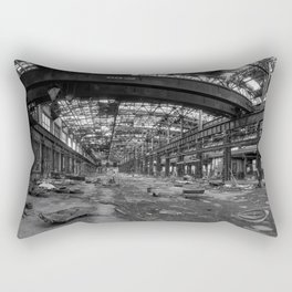 Abandonded Boston Rectangular Pillow