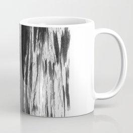 Abstract Dry Brush Coffee Mug