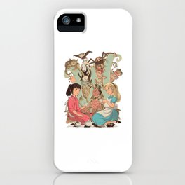 Wonderlands iPhone Case