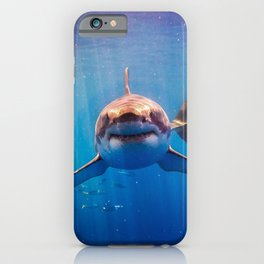 Great White Shark-5 iPhone Case