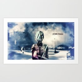 Life Is Strange 8 Art Print