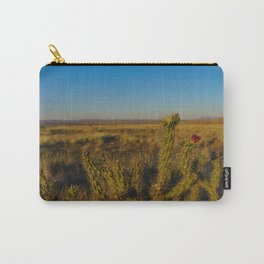 Arose in the Desert Carry-All Pouch