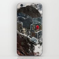 star lord iPhone & iPod Skins featuring Star Lord by Scofield Designs