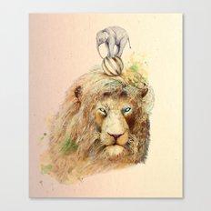 Circus series 1 Canvas Print