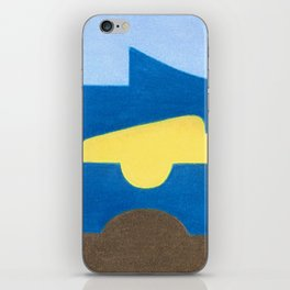 The Nose iPhone Skin