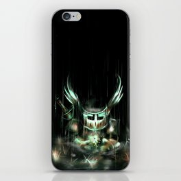 The Stray Knight iPhone Skin