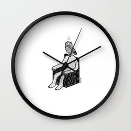 The Hypnowl Consultant Wall Clock