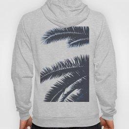 Palm Tree leaves abstract III Hoody