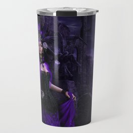 Dark Sorceress Travel Mug