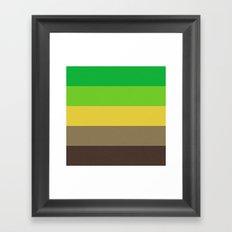 mindscape 10 Framed Art Print