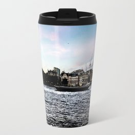 A London Love Story Travel Mug