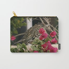All Puffed Up Road Runner Carry-All Pouch