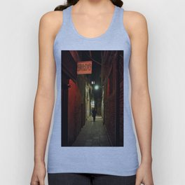 The silent steps Unisex Tank Top