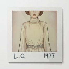 1977 Metal Print