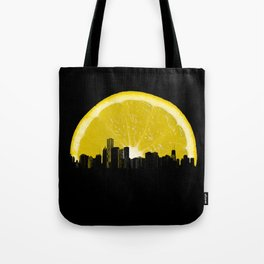 super lemon Tote Bag