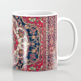 Sarouk Farahan Arak West Persian Rug Print Coffee Mug