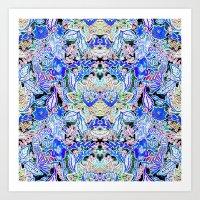 Gypsy wanderer Art Print