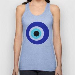 Blue Eye Unisex Tank Top