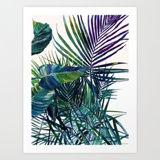 The jungle vol 2 Art Print