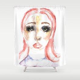 CLOWNISH. Shower Curtain