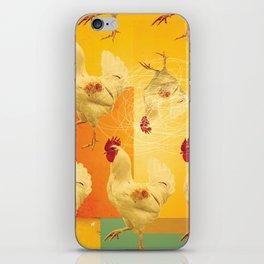 Chickens iPhone Skin