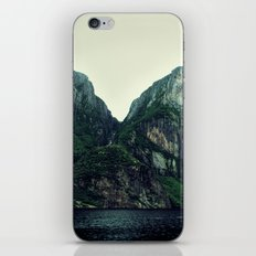 Roots of the Mountains iPhone Skin