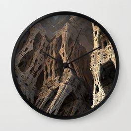 Necropolis Wall Clock