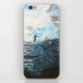 Water Ski iPhone Skin