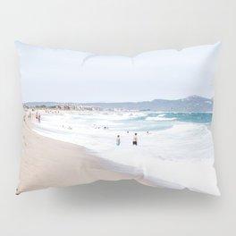 Costa Brava beach Pillow Sham