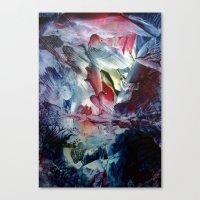 angel Canvas Prints featuring Angel  by ART de Luna