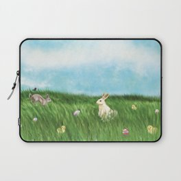 Easter Prairie 1a Laptop Sleeve