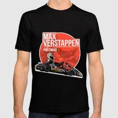 Max Verstappen - 2011 Portimao Mens Fitted Tee MEDIUM Black