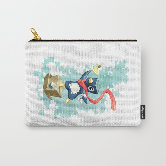 Party Penguin Carry-All Pouch