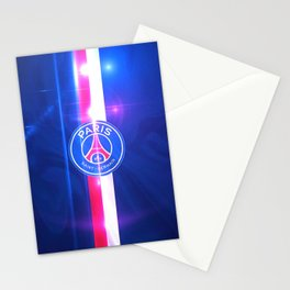 psg - paris saint germain Stationery Cards