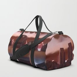 Crazy Pumpkins Duffle Bag
