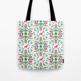 Swedish Folklore Tote Bag