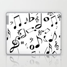 Music in the Air Laptop & iPad Skin