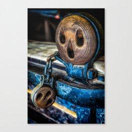 Dead Eye Canvas Print