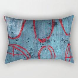 Crosshair Rectangular Pillow