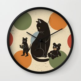 Intelligent friend Wall Clock